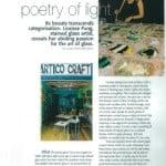 stained glass newspaper article kuala lumpur